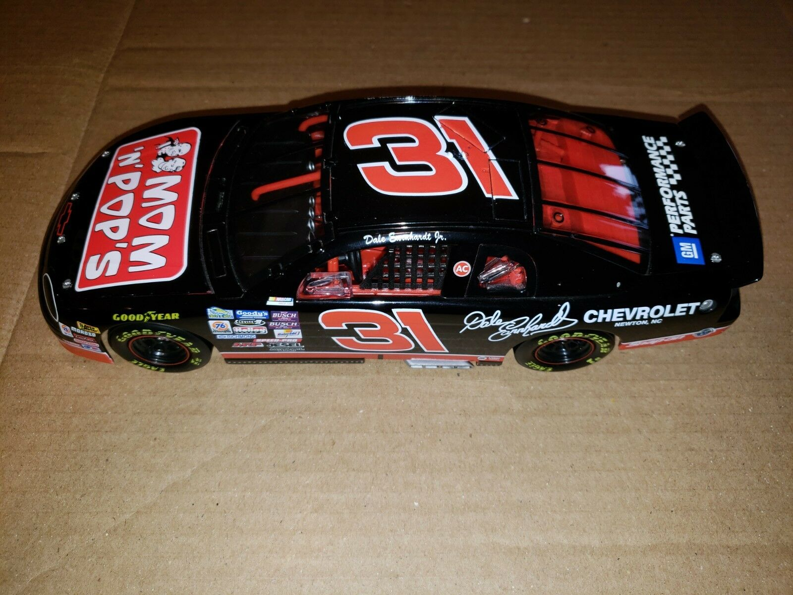 1 18 Scale Dale Earnhardt Jr. Action Action Action Mom 'n' Pop 1996 Monte Carlo W189635215 bffcb0