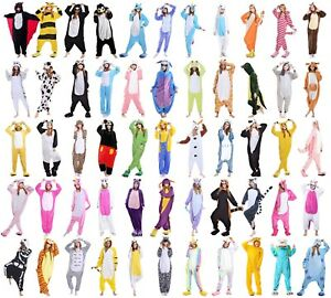 Pigiama-intero-costume-animale-kigurumi-unisex-carnevale-Halloween-festa-cosplay