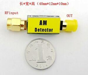 0.1M-6GHz RF AM Envelope Detector Amplitude Detection Discharge Signal Detection