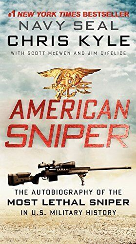 1 of 1 - American Sniper: The Autobiography of the Most Le... by DeFelice, Jim 0062238868