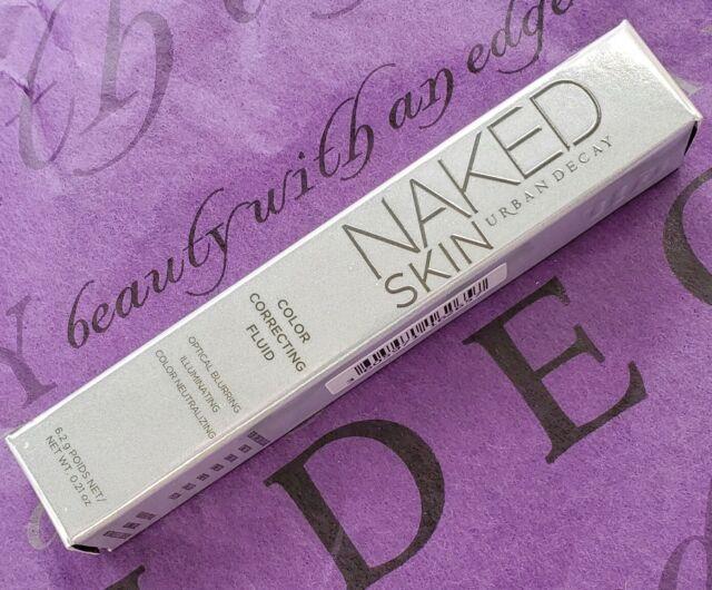 Urban Decay Naked Skin Color Correcting Fluid Deep Peach