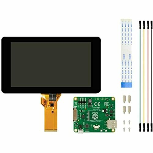 Details about  /Raspberry Pi Official 7 Inch Touch Screen For 4 Pi 3//pi 2 Model B Computers