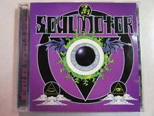 SOULMOTOR S/T SELF TITLED 1999 CD TESLA BASSIST EX-UFO GUITARIST ATOMIC TOMMY