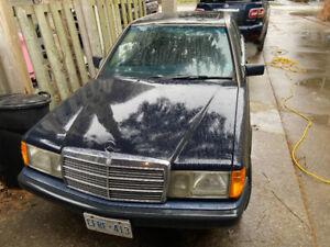 1993 Mercedes-Benz 190 190E