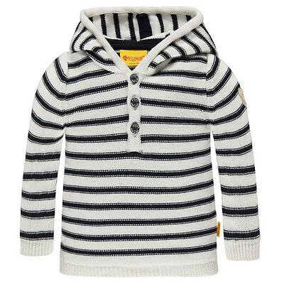 STEIFF Pullover mit Kapuze NEW SPORTS 6713427 Jungen Strickpullover Strick NEU | eBay