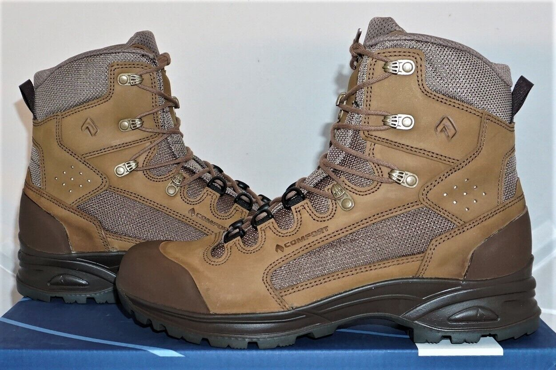 HAIX Scout 2.0 GTX 8 UK UE 42 us 9 combate botas de cuero noté caza  nuevo