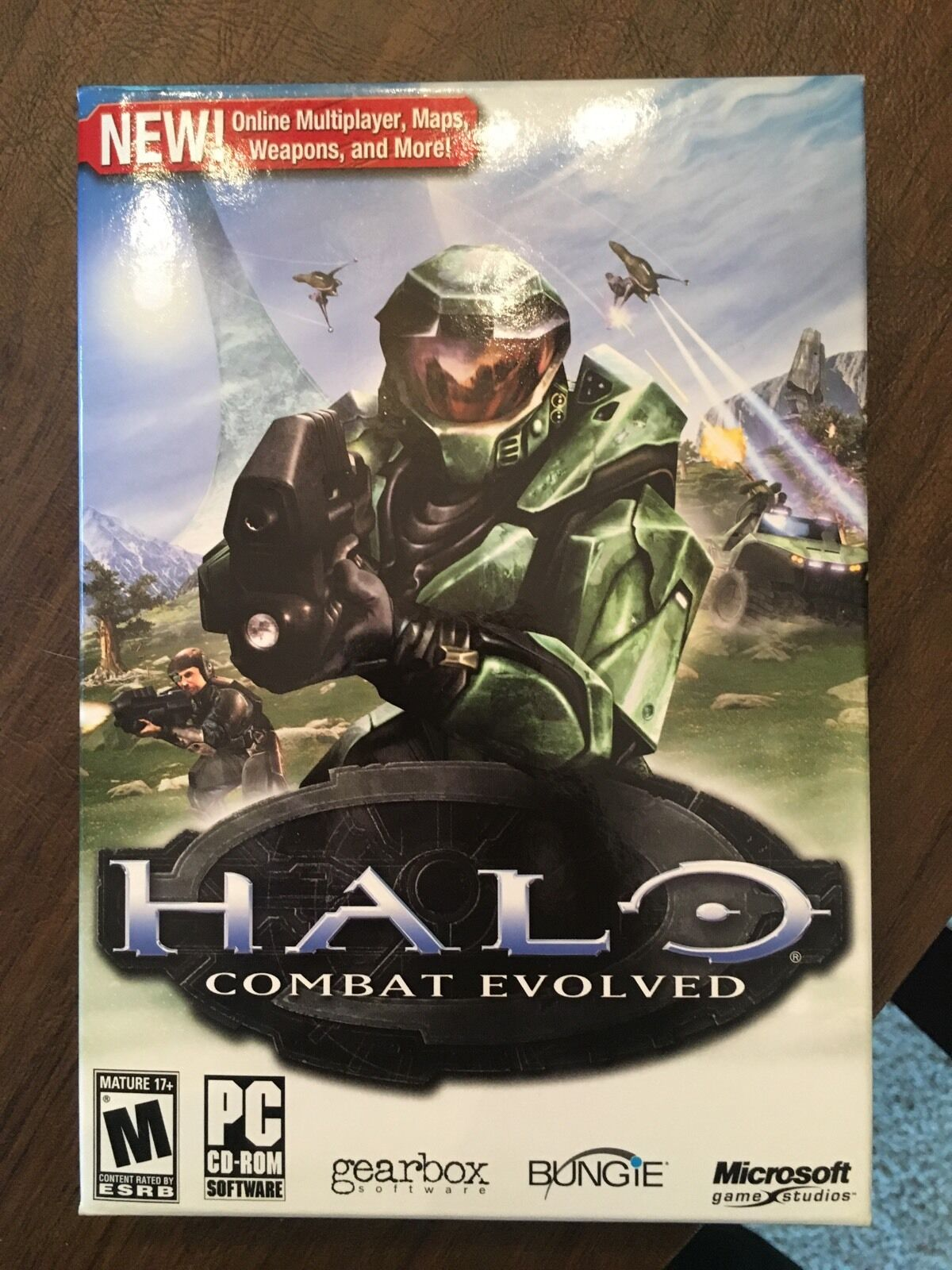 halo combat evolved pc campaign download