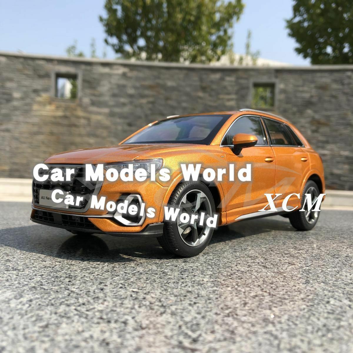 voiture Modelll for All New Q3 2019 1 18 (Orange) + SMALL Geschenk
