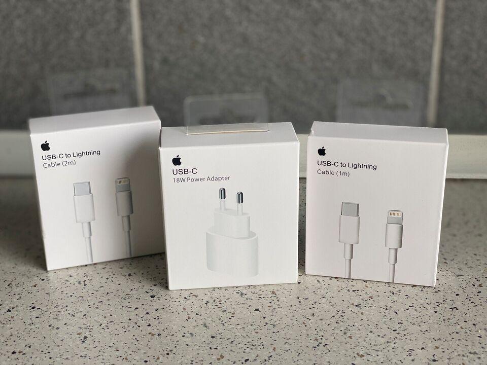 Oplader, t. iPhone, Alle – dba.dk – Køb og Salg af Nyt og Brugt