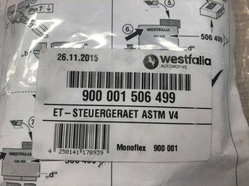 Westfalia 900001506449 Steuergerät ASTM V4 Relais E-Satz Anhängerkupplung 506499