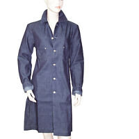 Ddp Robe Manteau Jeans Bleu Taille M