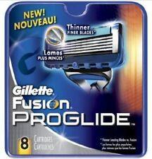 Genuine Gillette Fusion Proglide Razor Refill Cartridge Blades, 8 Count  NEW
