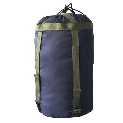 Nylon Compression Sleeping Stuff Storage Bag Sack For Camping Hiking