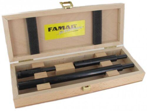 Aufnahme Ø 10 mm FAMAG 1639.503 Bohrer-Verlängerungs-Set im Holzkasten 3-tlg.