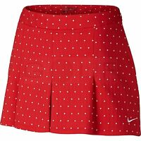 Nike Golf Women's Majors Moment Golf Shorts 744809-657 Size 4 Red Orig $95