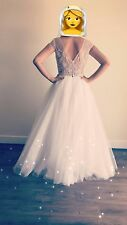 Watter Kaliah 7082b beading Wedding Dress / Vestido de Novia