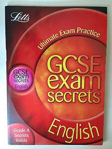 GCSE English Exam Secrets Key Stage 4 Letts Ultimate Exam Practice - Harrow, United Kingdom - GCSE English Exam Secrets Key Stage 4 Letts Ultimate Exam Practice - Harrow, United Kingdom