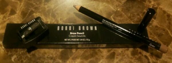 Bobbi Brown Brow Pencil 4 Grey 100 Authentic for sale ...