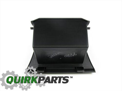 WITHOUT LOCK CYLINDER OEM NEW MOPAR 07-10 Jeep Wrangler JK GLOVE BOX DOOR