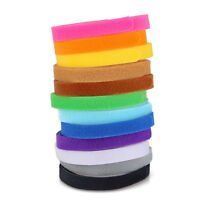12 Color Dog Whelping Kitten ID Collar Bands SET for Doggy Puppy Breeders Doggy