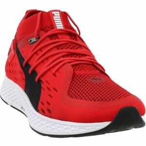online retailer 383cc 3e279 Details about Puma Speed 500 Casual Running Neutral Shoes - Red - Mens