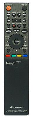 Pioneer DVR-LX60D Genuine Original Remote Control