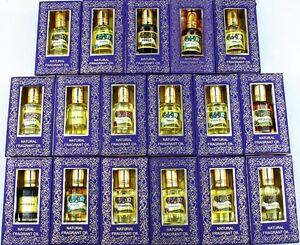 12-x10-ml-Bottles-Song-of-India-Natural-Fragrant-Perfume-Burner-Oil-Variety