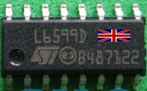 L6599D SOP16 Integrated Circuit from STMicroelectronics