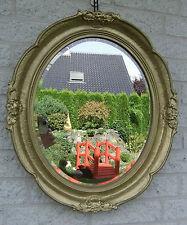 Miroir / Miroir mural avec doré orné Cadre