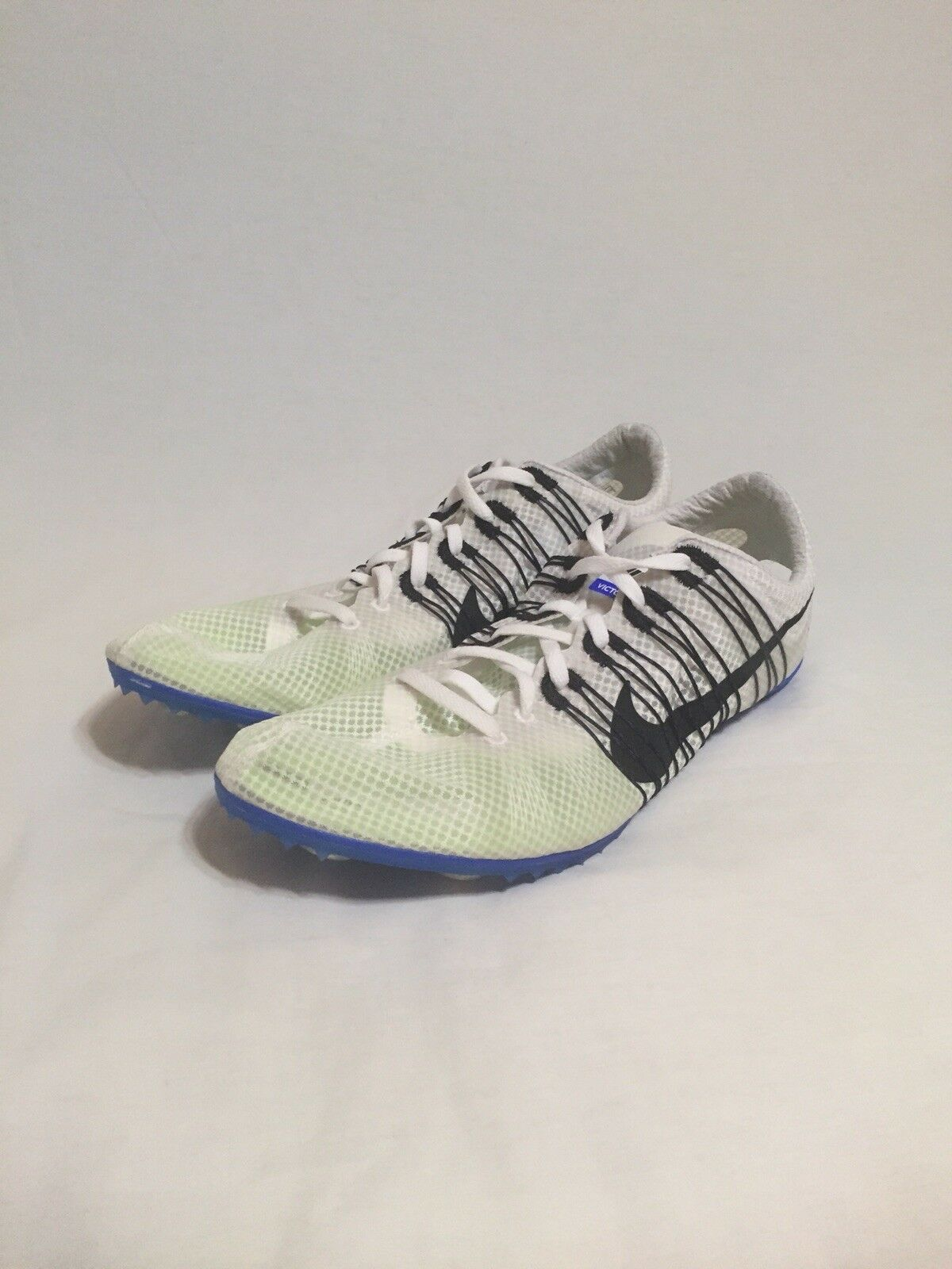 The most popular shoes for men and women New Nike Zoom Victory 2 Mens Track Field Spikes Distance Racing Shoes M-Comfortable