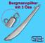 Bergmannpilker-Pilker-mit-3-Ose-260g-400g-450g-fuer-Daenemark-Norwegen-etc Indexbild 1