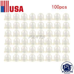 100-Pieces-De-Remplacement-Homelite-Echo-Stihl-Poulan-Zama-Primer-Ampoule-Pompe-0057003-0057-004
