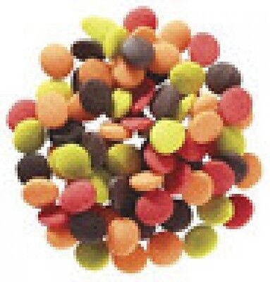Edible Confetti Sprinkles Cookie Cake Cupcake Thanksgiving Autumn Quins 8 oz.