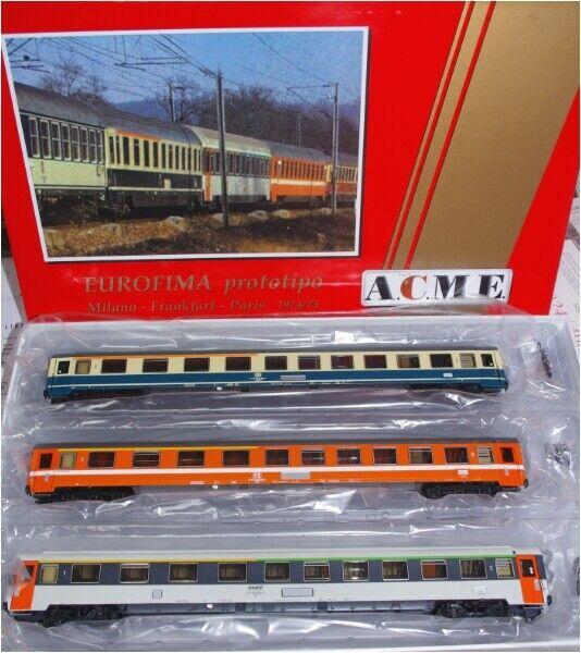 Acme ac55101 set train Paris-Frankfurt, DB, SNCF, FS