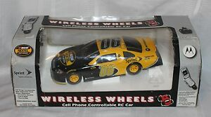 Nextel Sprint Wireless Wheels Cell Phone Remote Control Car - New Colllectible