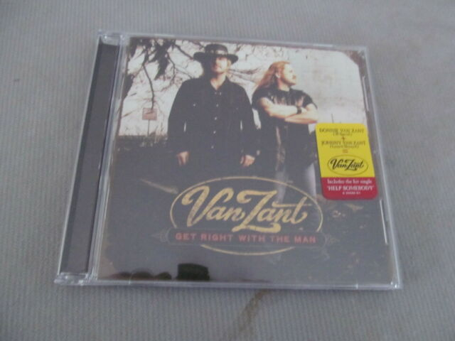 VAN ZANT - GET RIGHT WITH THE MAN CD 2005