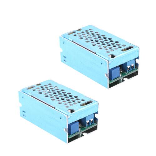 2Pack DC Buck Converter Adjustable Power Step Down Module 8-55V to 1-35V 15A