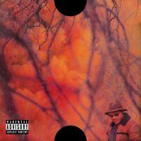 Schoolboy Q Blank Face Lp 4th Album Gatefold Orange Colored Vinyl 2 Lp