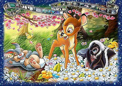 Ravensburger Disney Collector/'s Edition Bambi 1000pc Jigsaw Puzzle 19677