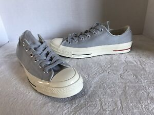 089394b3599 Converse Chuck Taylor All Star 1970s Heritage Court OX Low Grey Men ...