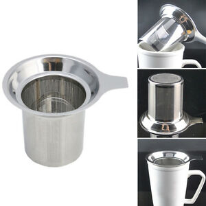 Teesieb-Edelstahl-Kannensieb-Teenetz-Teefilter-Edelstahlsieb-Filtersieb-Cup-Mode