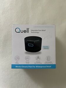 FACTORY SEALED - QUELL WEARABLE PAIN RELIEF TECHNOLOGY STARTER KIT