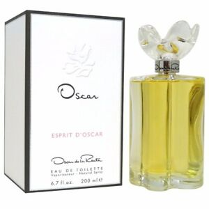 ESPRIT-D-039-OSCAR-by-Oscar-de-la-Renta-perfume-women-EDT-6-7-oz-New-in-Box