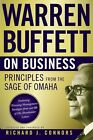Warren Buffett on Business: Principles from the Sage of Omaha by Warren Buffett, Richard J. Connors (Paperback, 2013)
