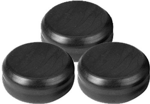 Stiga 3 Pack Hockey Pucks