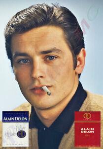 Alain Delon cigarettes