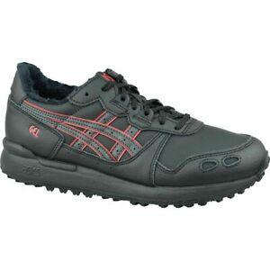 Asics-GEL-LYTE-XT-Size-9-Black-RRP-100-Brand-New-CLASSIC-STYLE