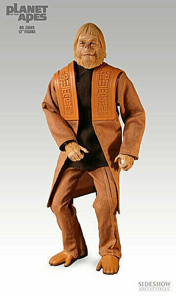 Planet Of The Apes DR ZAIUS muñeco 30cm Sideshow