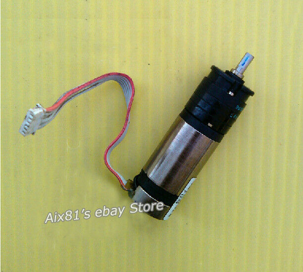 ESCAP 16 Coreless DC 12V 540RPM Gear Motor With Encoder 16MM