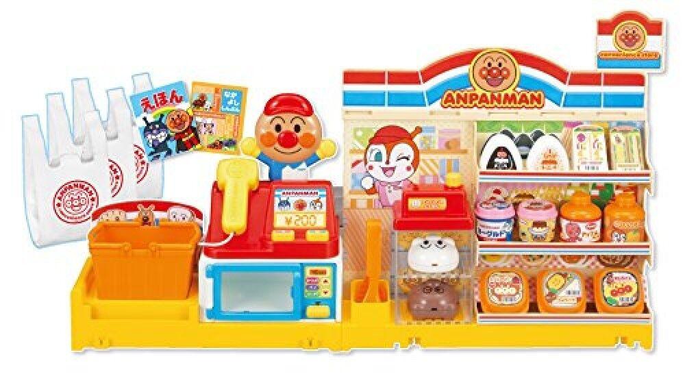 Anpanman bezoek onze boodschappen Anpanman winkel uit Japan